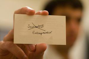 Journalist-entrepreneur